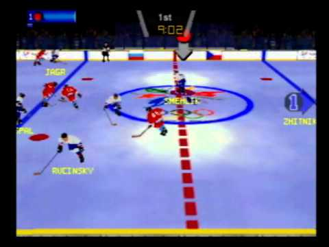 Olympic Hockey '98
