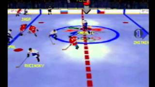Olympic Hockey 98 - Nintendo 64