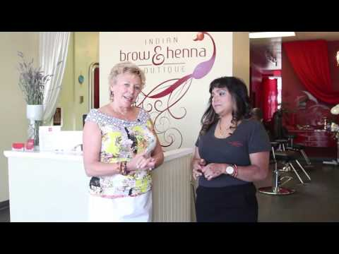 Pam's Picks ~ Vancouver's Best Kept Secrets | Indian Brow and Henna Boutique INC