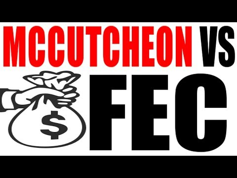 McCutcheon vs FEC (2014) Explained: American Government Review