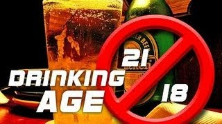 Lower The Drinking Age To 18?