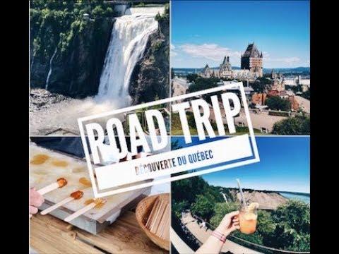 Road Trip : Découverte du Quebec