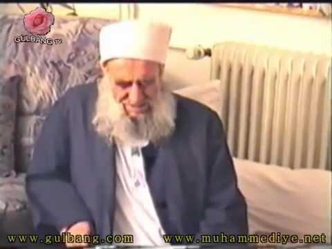 Eski Sohbetler Serisi No:4 - Şeyh Seyyid Muhammed Efendi Hz  (k.s.)