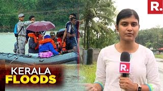 Republic TV Reports From Pathanamthitta, Kerala | Kerala Floods 2018