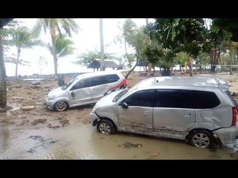BNPB: 437 Orang Meninggal Dunia Akibat Tsunami di Selat Sunda