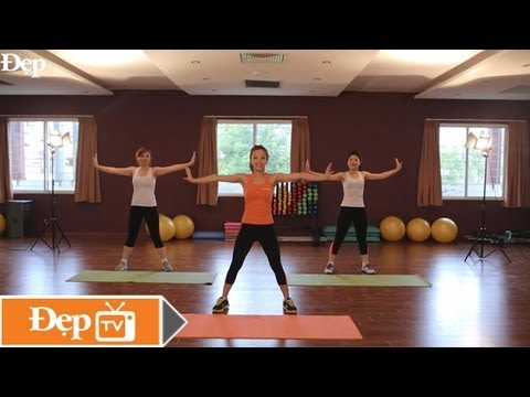 Work Out With Hana Giang Anh - 40 Phút Mỗi Ngày Cho Một Cơ Thể Thon Gọn - Le Media [Official]