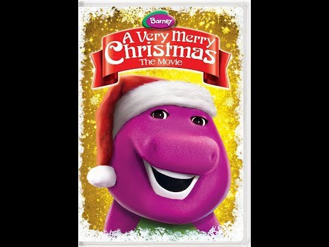 Barney - A very Merry Christmas -- The Movie (2011) [60fps, HD]