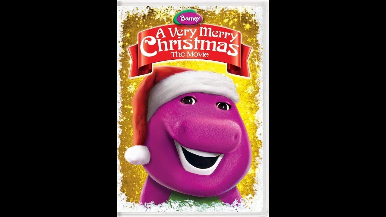 Barney A Very Merry Christmas The Movie Dvd.Barney A Very Merry Christmas The Movie 2011 60fps Hd