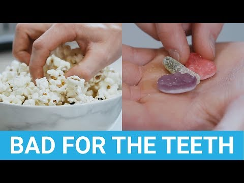 Things That Are Bad For Your Teeth