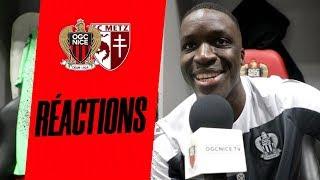VIDEO: Les réactions après Nice-Metz (4-1)
