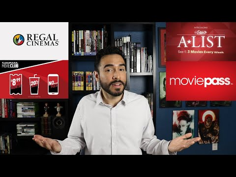 Regal Unlimited Vs AMC A-List Vs Cinemark Vs MoviePass Vs Alamo - Which Is The Best Plan?
