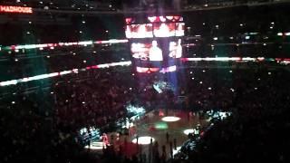 Bulls vs. Heat 2011 Player Introductions