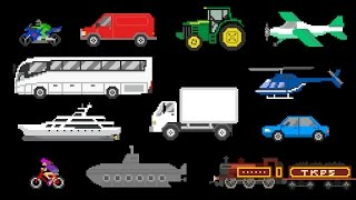 Basic Vehicles - Street Vehicles, Aircraft & ...