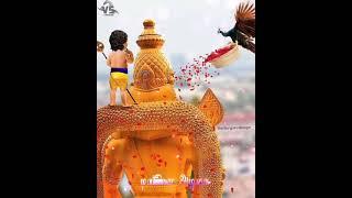 kundrakudi oor alazha (alaga)  tamil whatsapp status  #godsong #tamilstatus #murugansong VS_creation