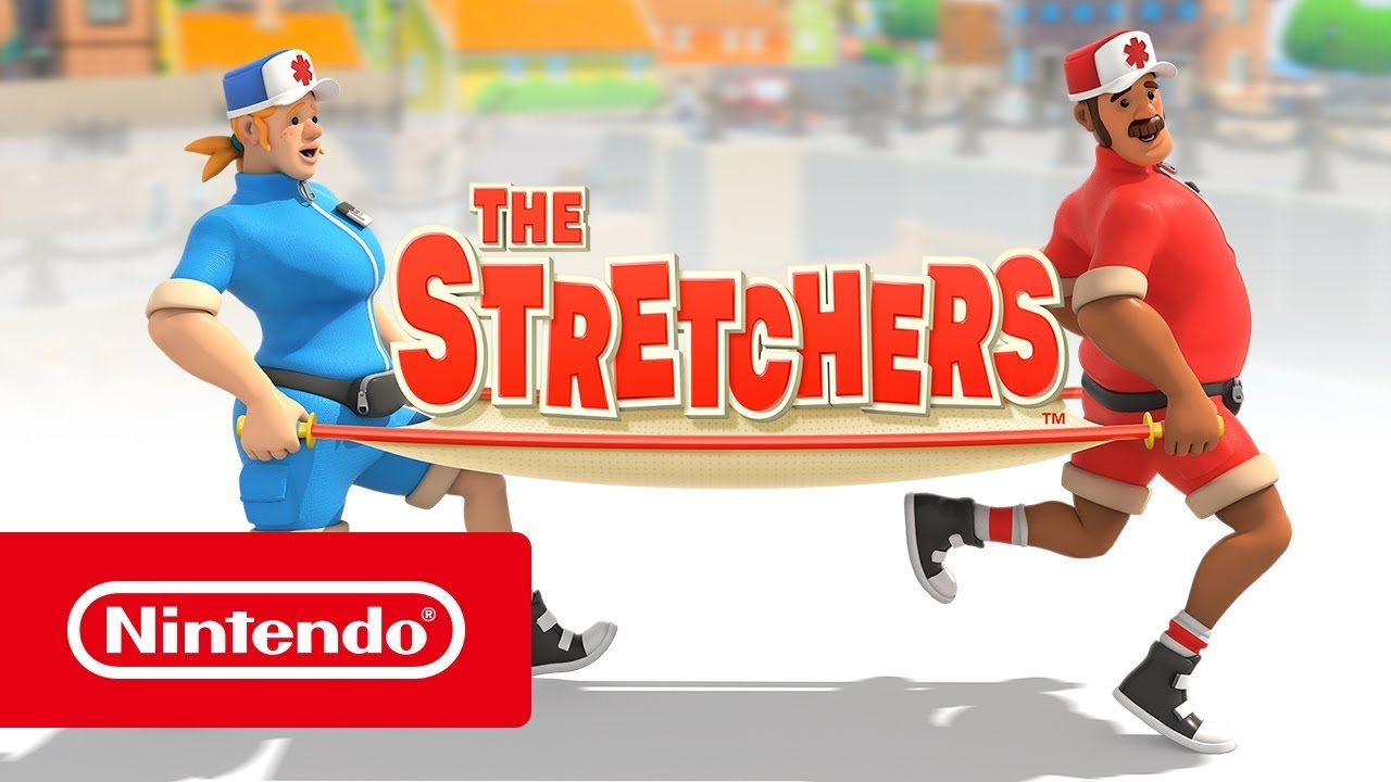 Launch Trailer για το The Stretchers