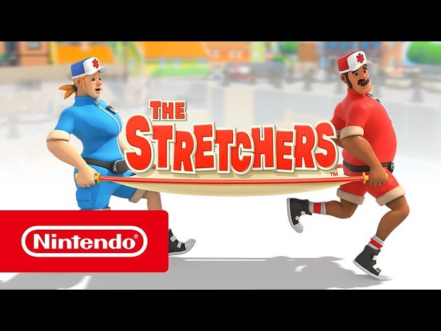 The Stretchers - Launch Trailer (Nintendo Switch)