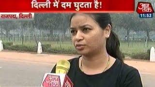 Delhi To Witness Sudden Dip In Temperature