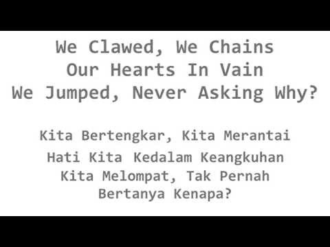 Miley Cyrus - Wrecking Ball Lyrics + Translation/Terjemahan