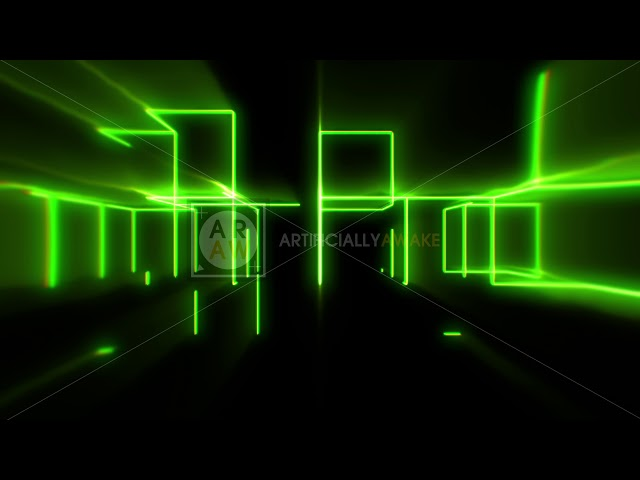 VJ RADIATION CHASER VISUALS MIX HD