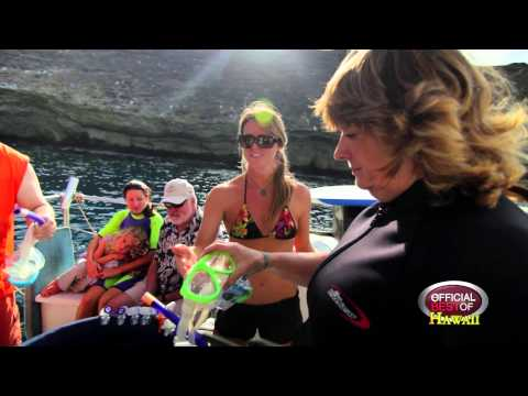 Four Winds II - Best Snorkeling to Molokini and Coral Gardens - Hawaii 2012