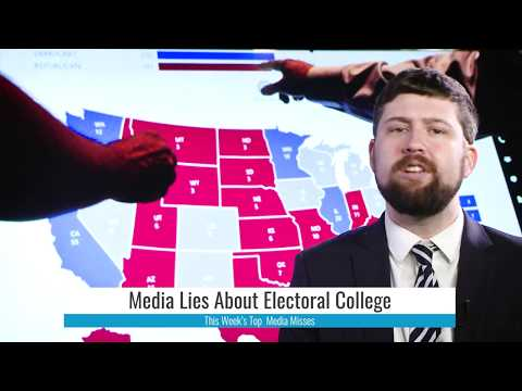 CNN Smears Electoral College, Lies About the Founders