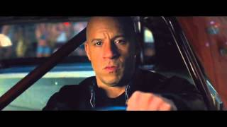 Fast & Furious 6 Movie Clip (OST By Hard Rock Sofa & Swanky Tunes - Here We Go / Quasar)
