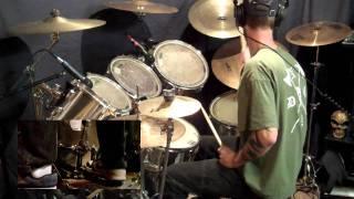 [BONUS] Dethklok - Duncan Hills Coffee Jingle - Drum Cover by Andy Jones [HD]