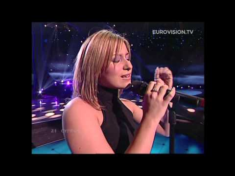 Lisa Andreas - Stronger Every Minute (Cyprus) 2004 Eurovision Song Contest