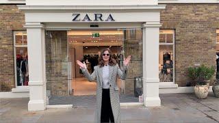 ZARA SPRING SHOP UP  | TRINNY