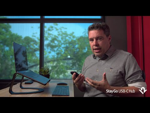 Introducing StayGo USB-C Hub from Twelve South