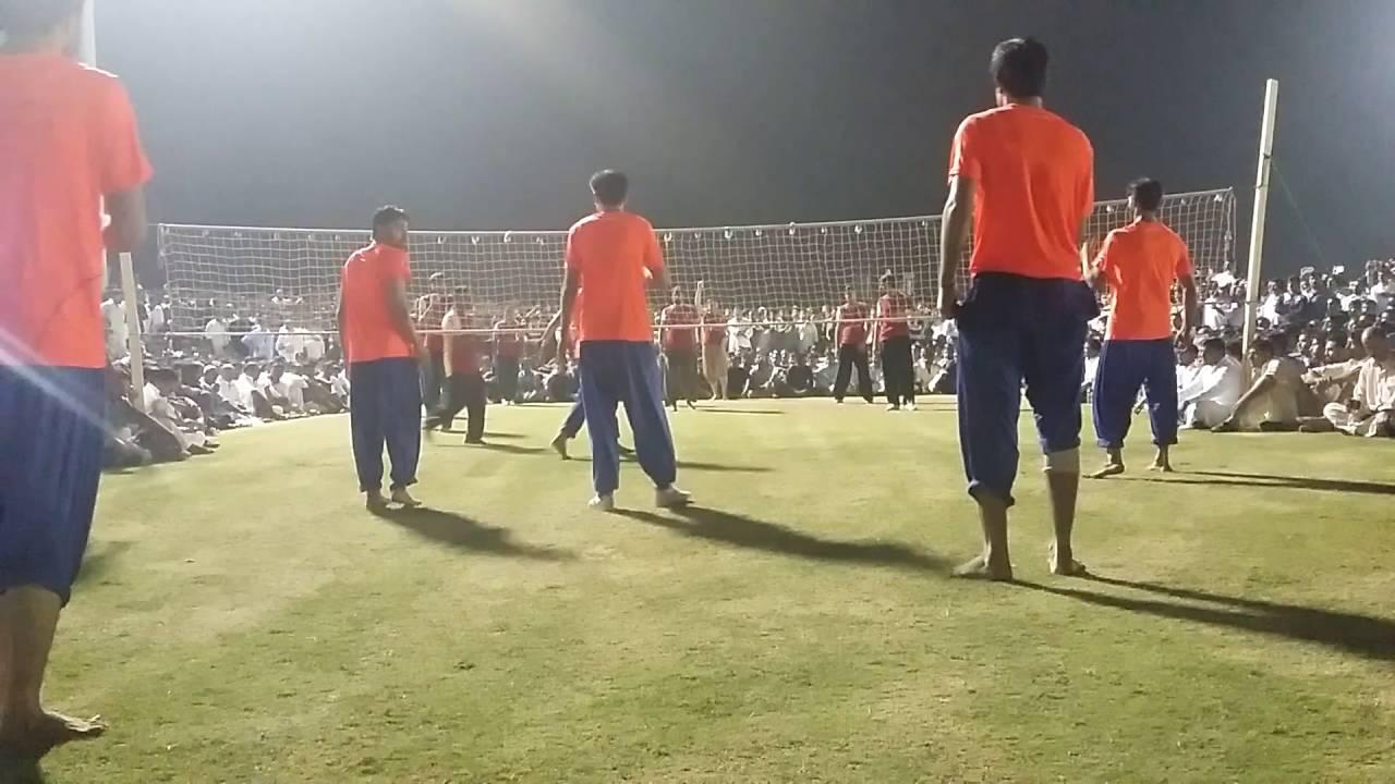 Dubai wali ball match 12 September 2016