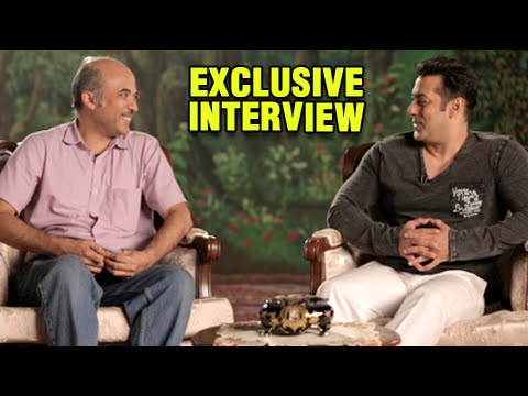 EXCLUSIVE INTERVIEW : Salman Khan & Sooraj Barjatya | From Maine Pyar Kiya To Prem Ratan Dhan Payo