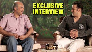 Salman Khan & Sooraj Barjatya EXCLUSIVE INTERVIEW | #20YearsOfHAHK
