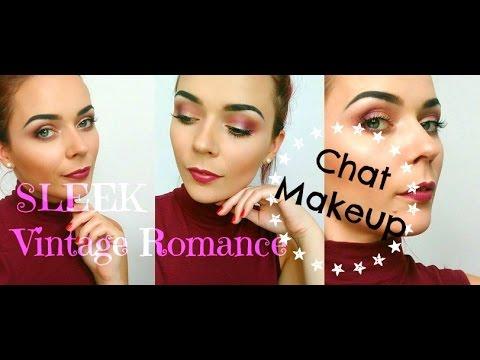 AUTUMN MAKEUP 💕 Chat Makeup 💕 Drogeria Internetowa  COCOLITA