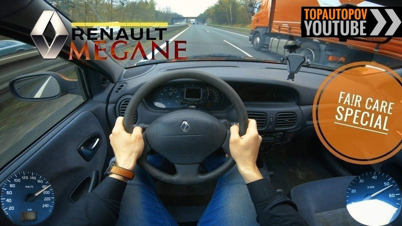 Renault Megane 3 Grandtour 1.6 16v 110 PS 30-160 Kmh