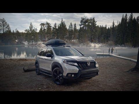 2019 Honda Passport Elite: Pack Your Weekend – vs. Jeep Grand Cherokee