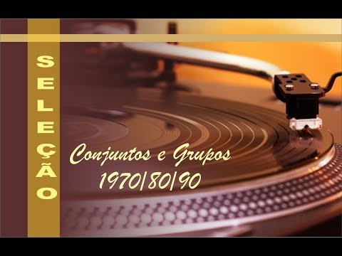 CUMBIA DE HOY - CONJUNTOS E GRUPOS - ANOS 70/80