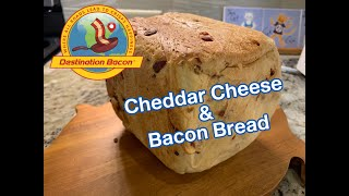 Cheddar Cheese & Bacon Bread