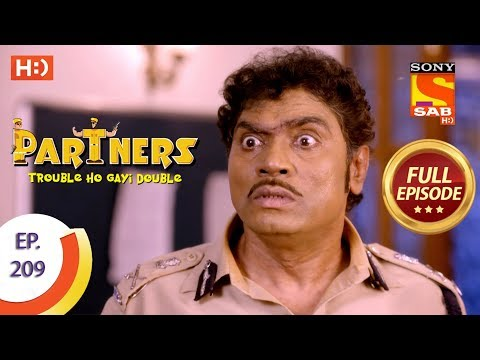 Partners Trouble Ho Gayi Double - Ep 209 - Full Episode - 14th September, 2018