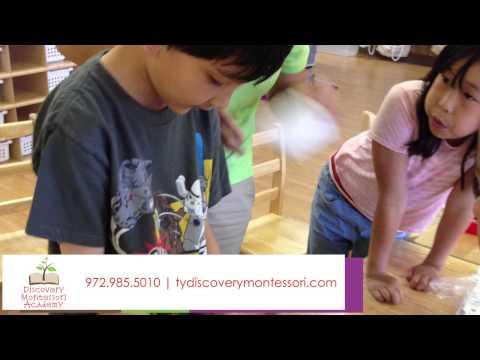 Discovery Montessori Academy | Specialty Schools - Montessori in Plano