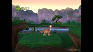 The Land Before Time: Big Water Adventure - Gameplay PSX / PS1 / PS One / HD 720P (Epsxe)