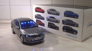 Video 1/18 Škoda Octavia III New Czech Undercover Traffic Cruiser by Oliver Cruisers for Abrex download MP3, 3GP, MP4, WEBM, AVI, FLV Oktober 2018