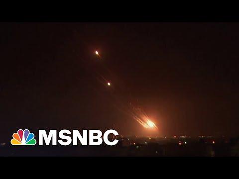 Rockets Kill 2 Israelis, Airstrikes Kill 28 In Gaza   MSNBC