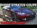 ????? ????????? ??????? ?? ?????????? AWD TURBO Dodge Stratus Coupe