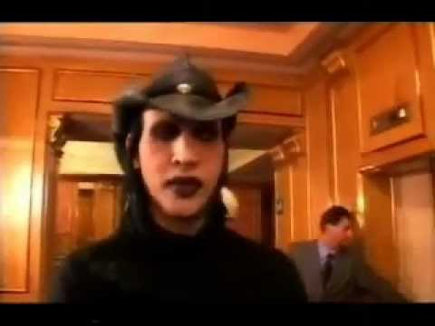 Marilyn Manson - The Devil Made Me Do It - Part 1 of 3