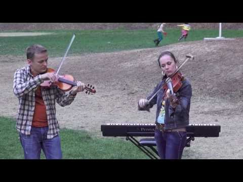 Alasdair Fraser & VOM 2013  Scholarship & Pre-dinner Performances