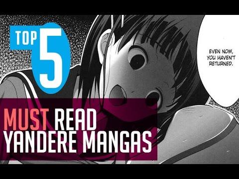 Top 5 Must Read Yandere Mangas