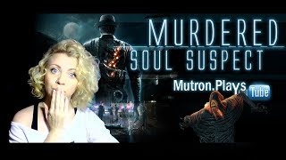MURDERED: SOUL SUSPECT - #3 Прогулка среди могил
