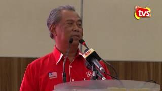 Muhyiddin : Najib masih boleh menari Shalala Lala, tatkala rakyat merana
