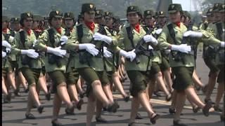 Apel Bersama Wanita TNI 2013 (Joy Sailin...